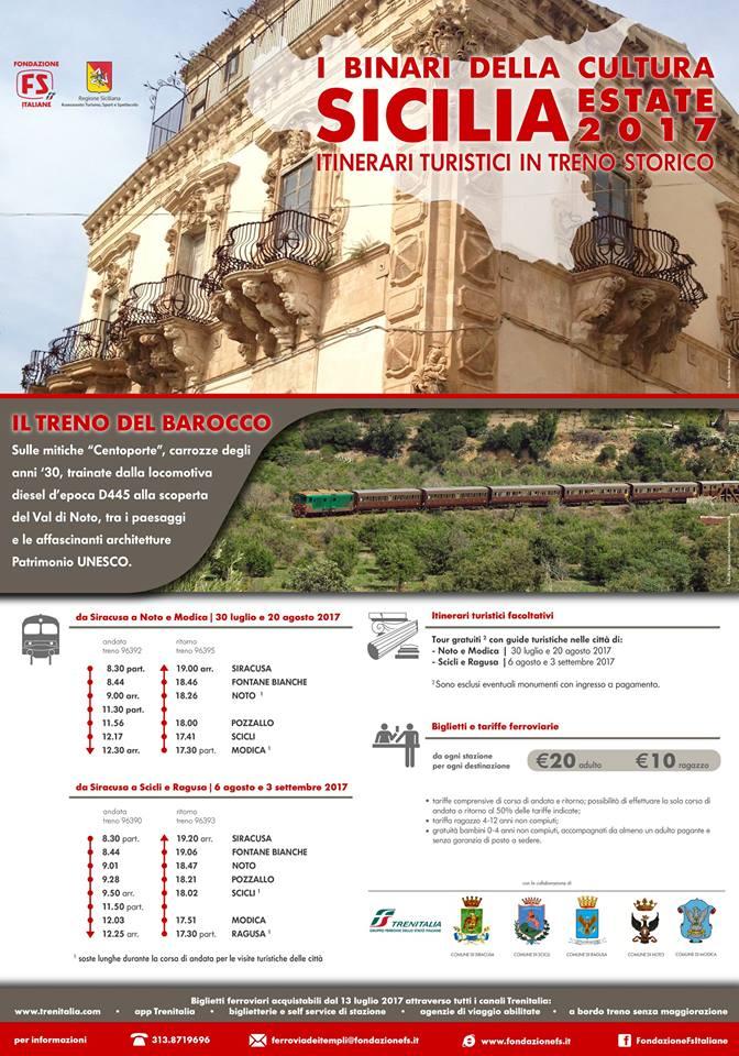 Treno barocco