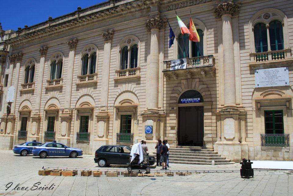 Municipio di Scicli alias Commissariato di Vigata