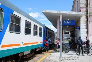 littorinia Scicli treno