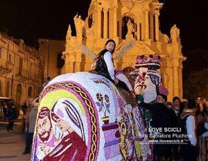 Cavalcata San Giuseppe Scicli (foto Salvatore Pluchino)