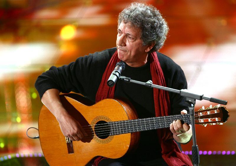 Eugenio Bennato Taranta Sicily Fest