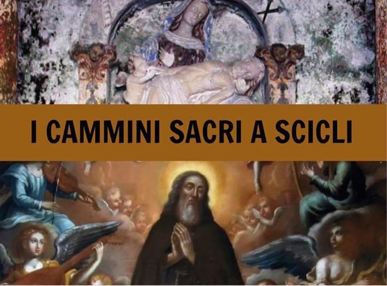 Cammini Sacri Scicli Chiese rupestri beato Guglielmo