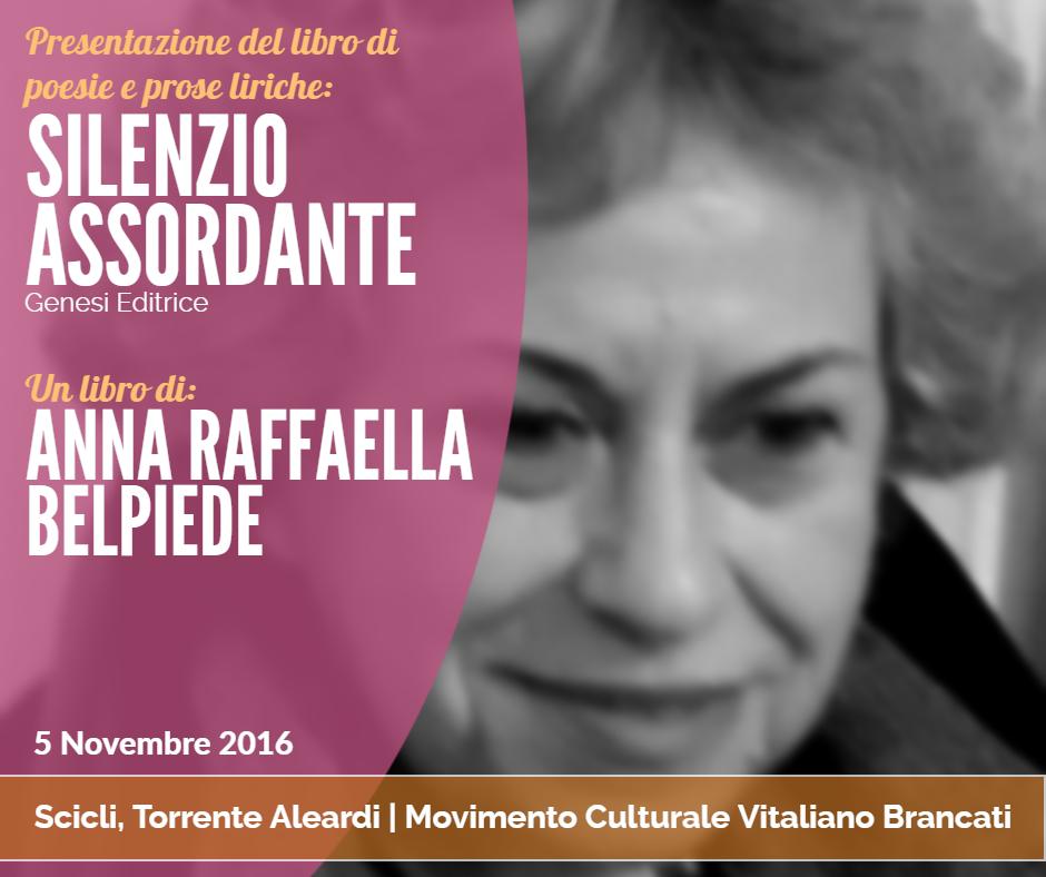 Silenzio Assordante Anna Raffaella Belpiede