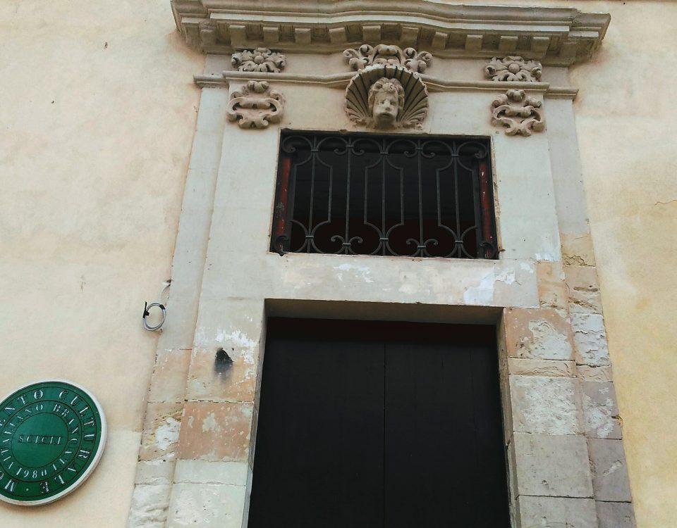 Nuova sede Vitaliano Brancati Scicli
