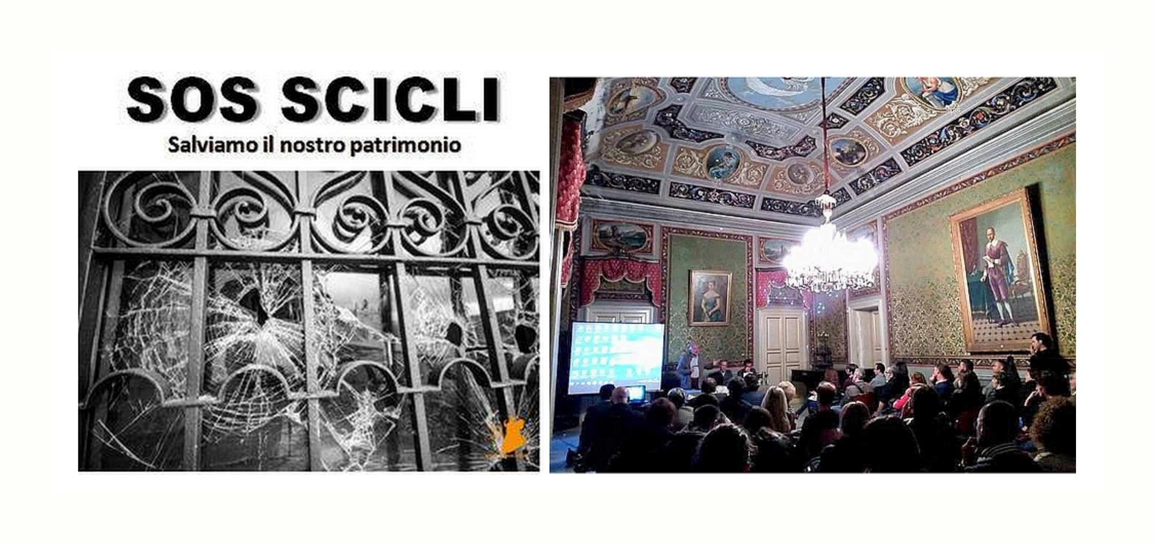 SOS Scicli salviamo il nostro patrimonio