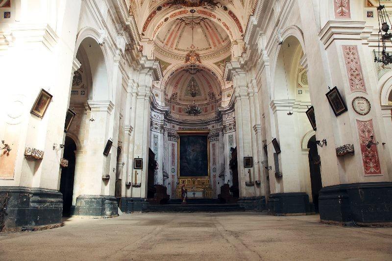 Chiesa Consolazione Scicli
