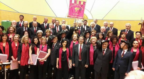 Cantate Omnes Palermo in concerto