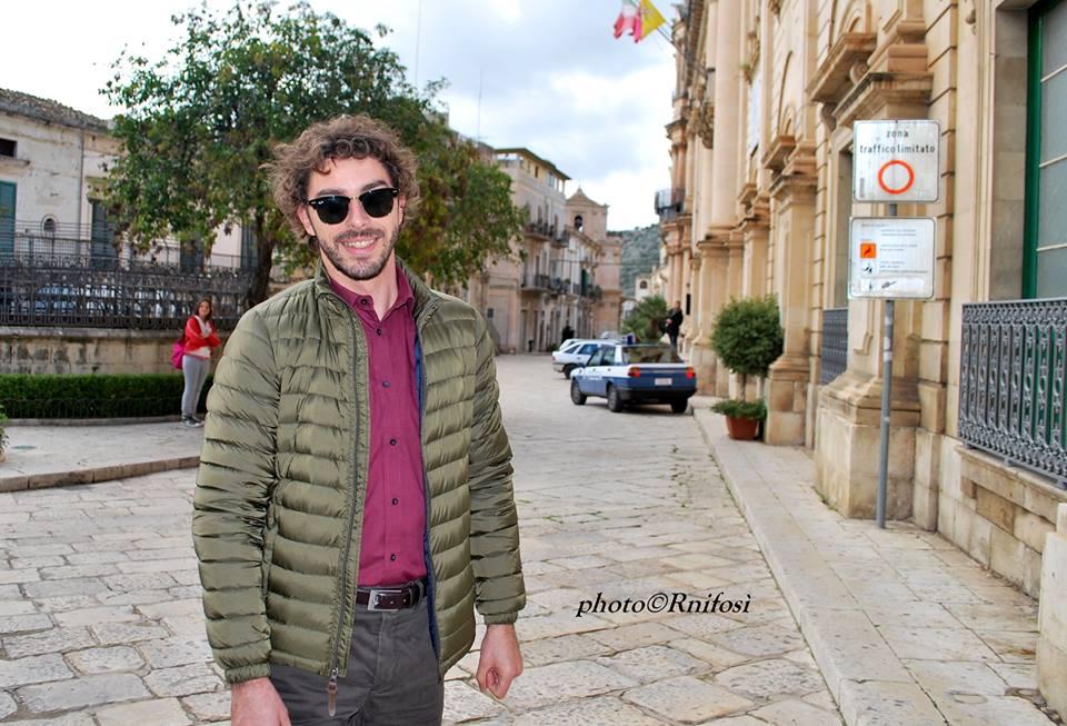 chele Riondino film il giovane Montalbano (foto Rosalba Nifosì)