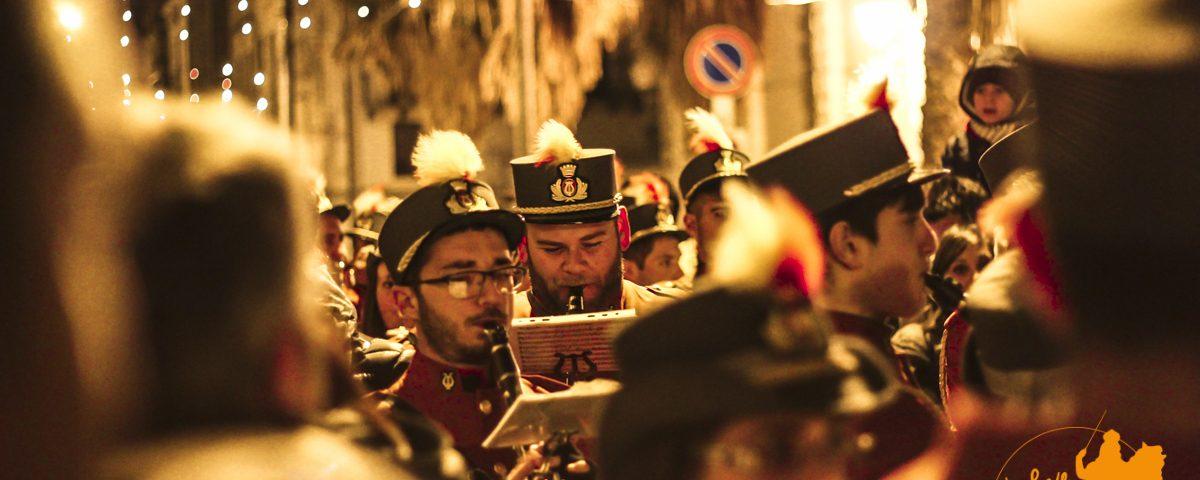 Canzoncine immacolate Scicli banda musicale