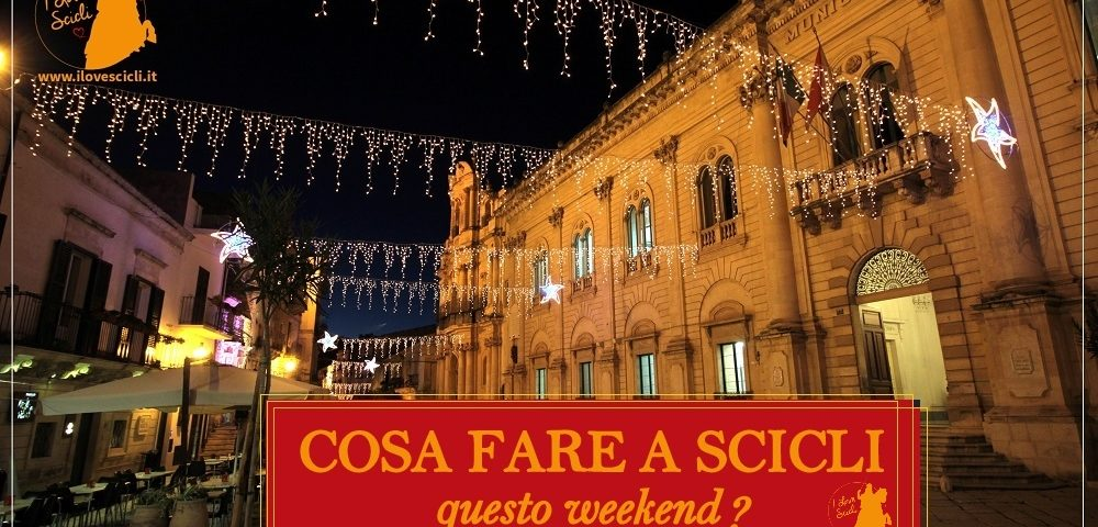 cosa fare a scicli weekend