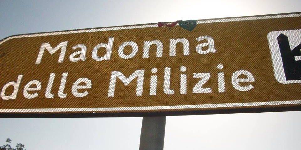 Cammino Madonna delle Milizie