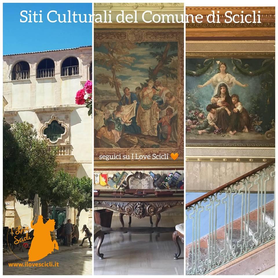Siti culturali del Comune di Scicli Siti culturali del Comune di Scicli