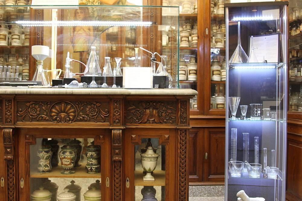 Antica Farmacia Cartia Tanit Scicli