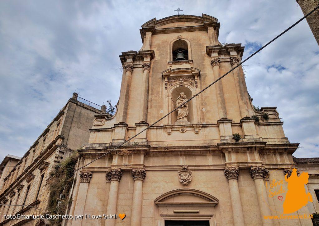Chiesa del Gesù a Scicli