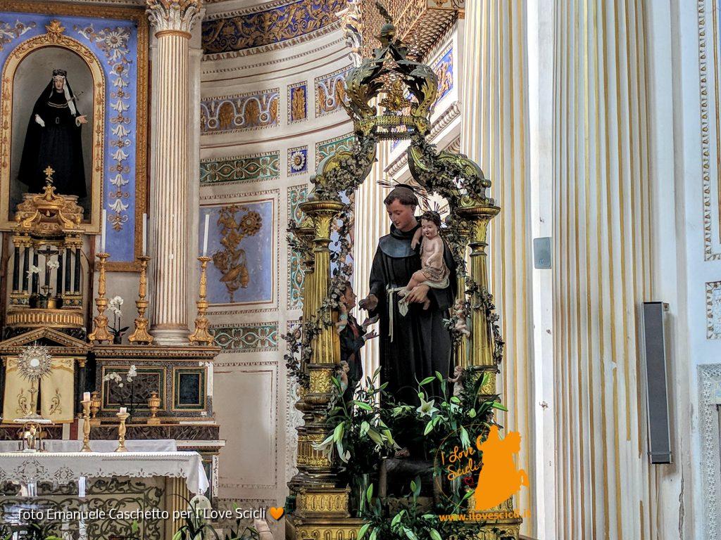 Sant'Antonio da Padova - Scicli