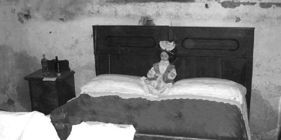 battesimo delle bambole per San Giovanni