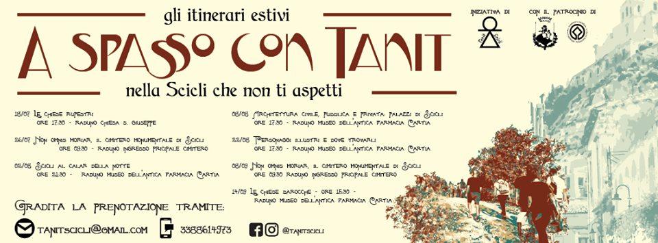 A spasso con Tanit Scicli