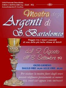 Gli Argenti di San Bartolomeo
