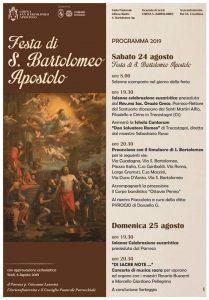 Festa di San Bartolomeo