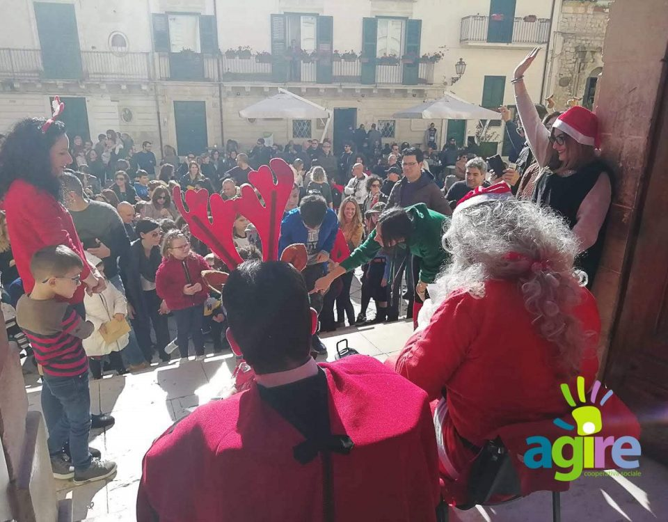 Festa di Natale in municipio a Scicli il 22 dicembre