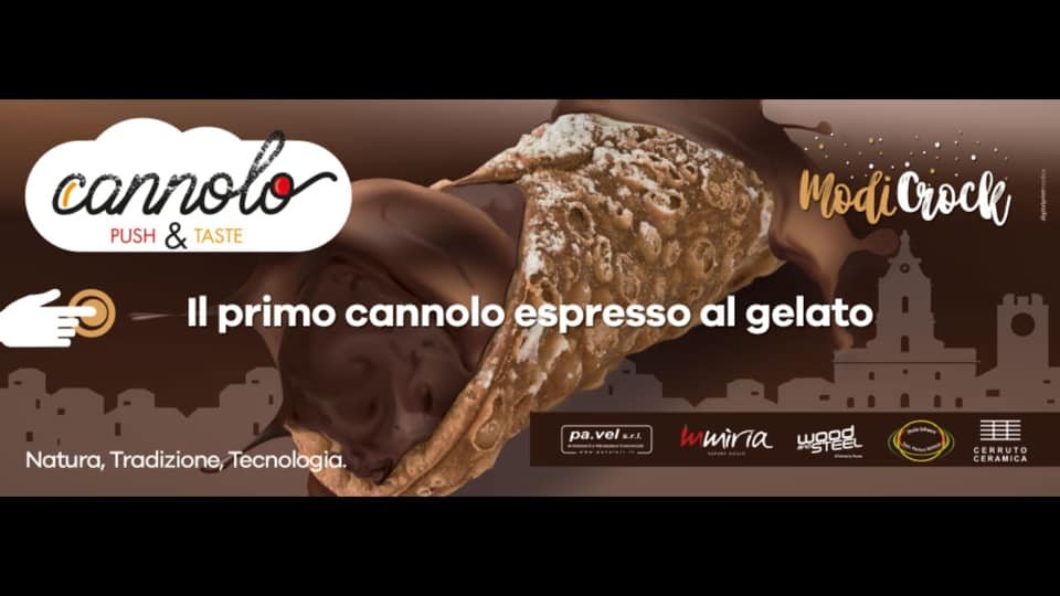 cannolo push e taste