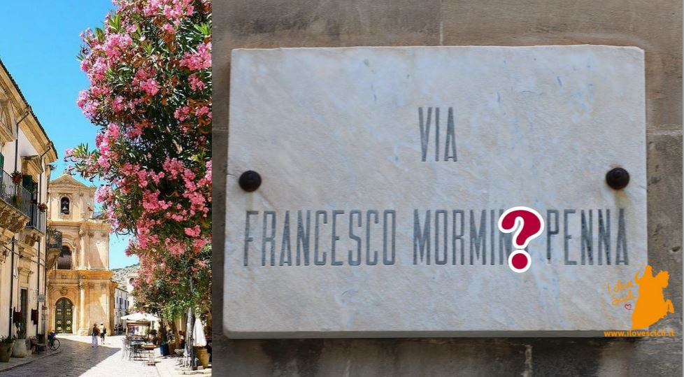 via Francesco Mormina Penna