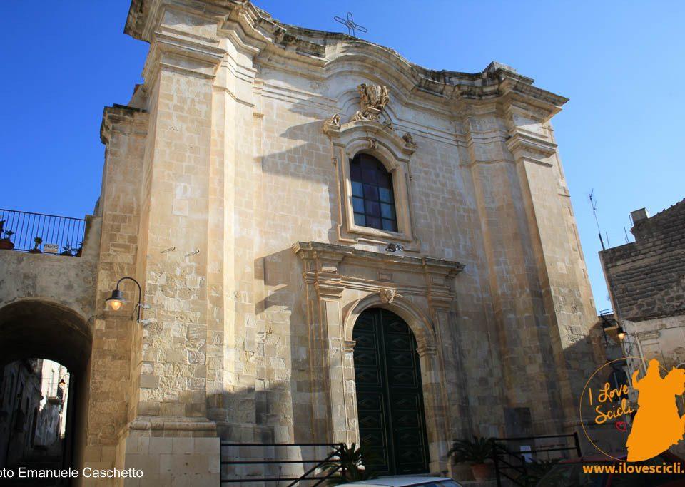 Scicli - Chiesa di San Giuseppe (foto Emanuele Caschetto)