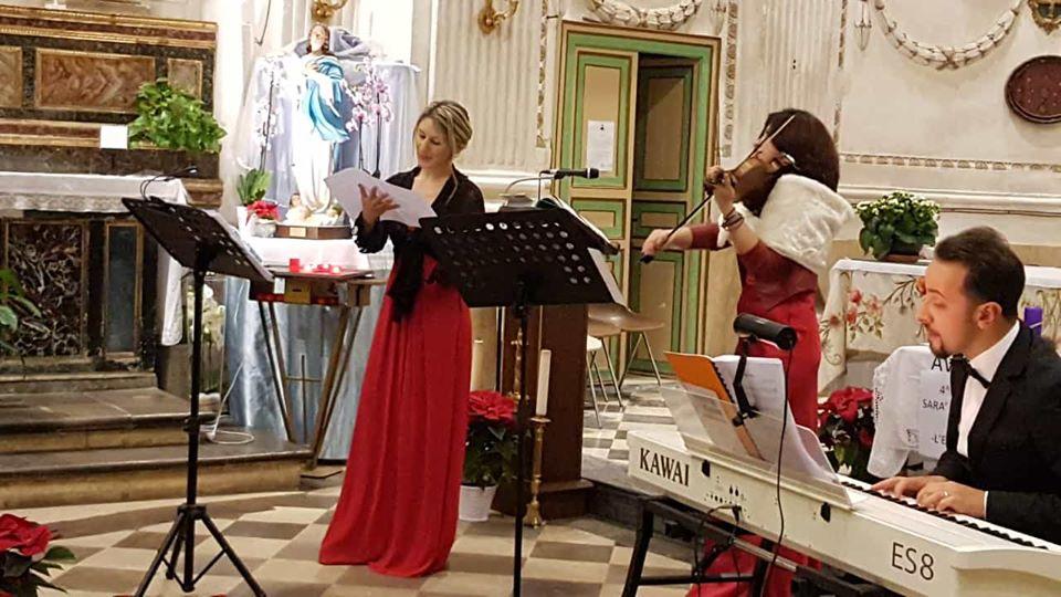 concerto chiesa di San Michele Scicli