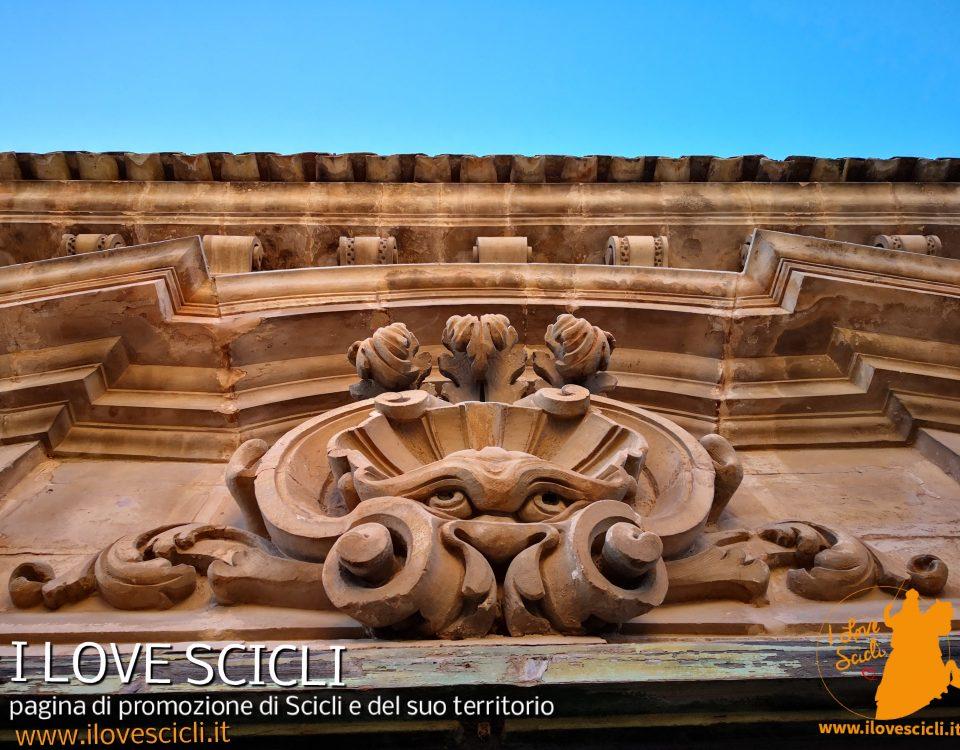 Scicli palazzo Beneventano