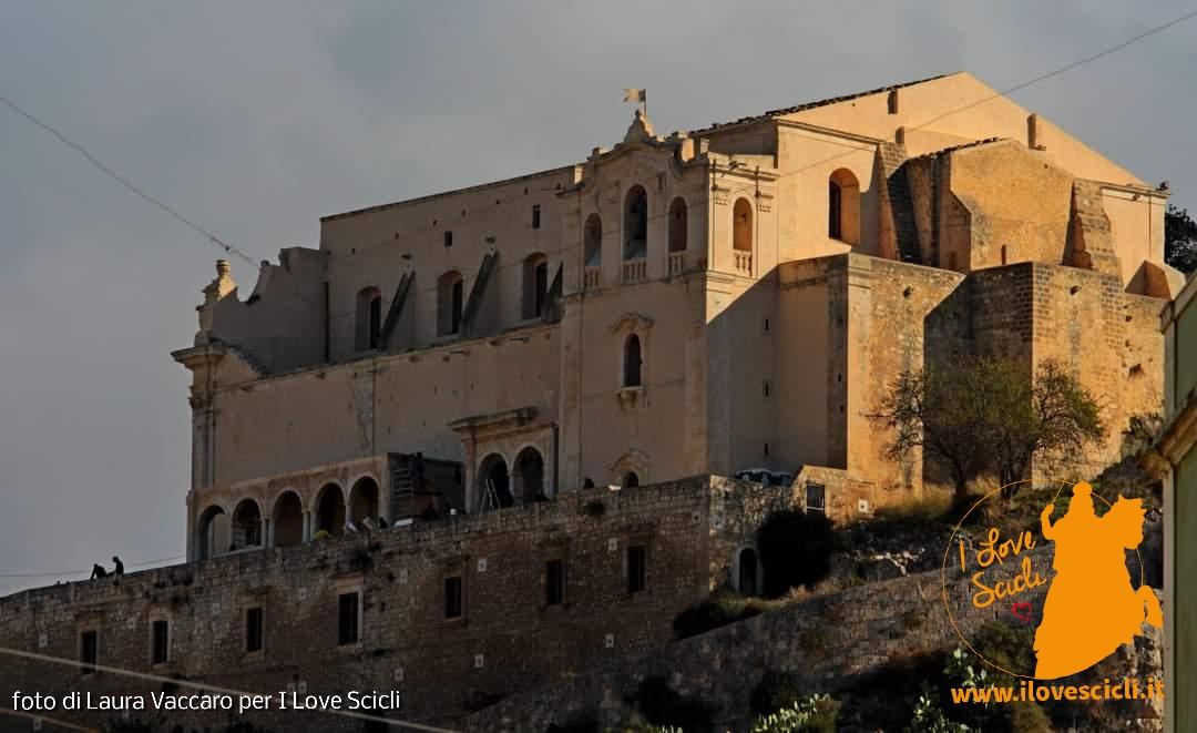 Scicli , San Matteo film Cyrano
