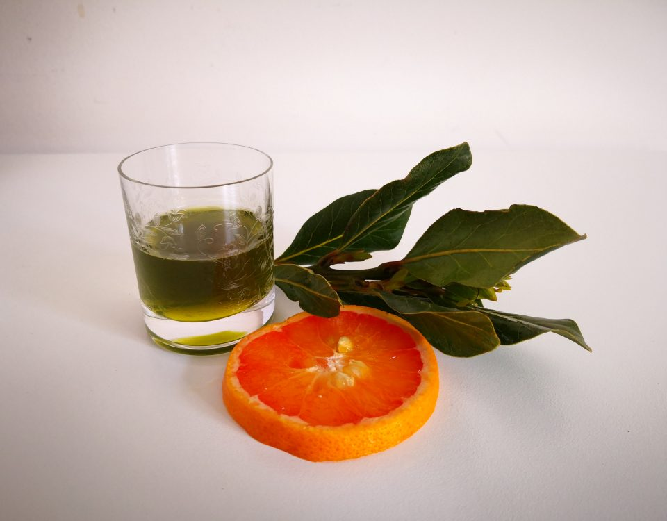 ricetta liquore di alloro