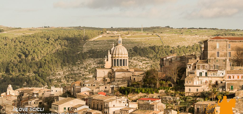 Ragusa Ibla - panorama