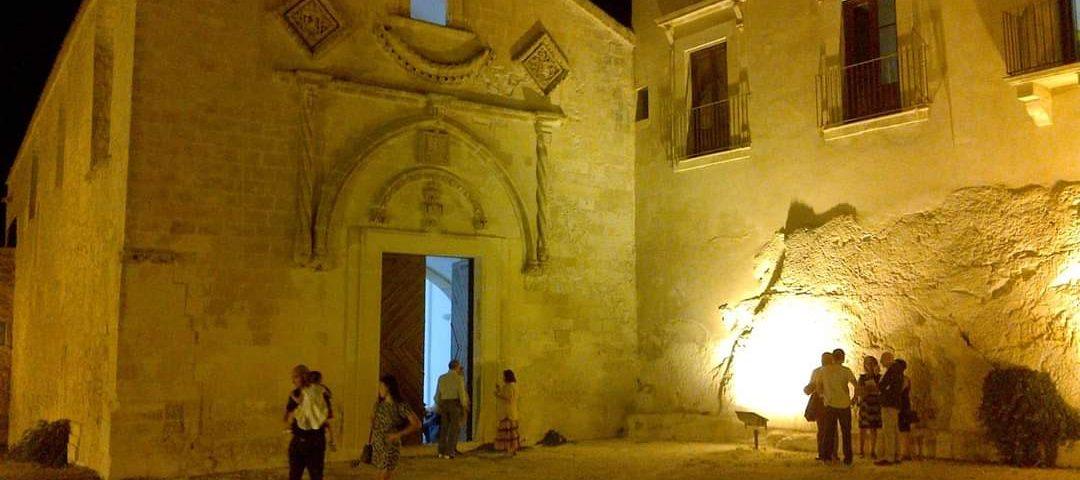 Scicli - complesso di Santa Maria della Croce