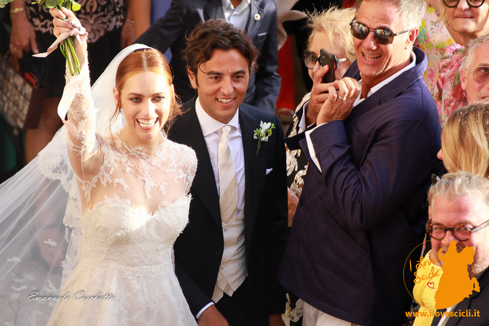 Matrimonio Miriam Leone
